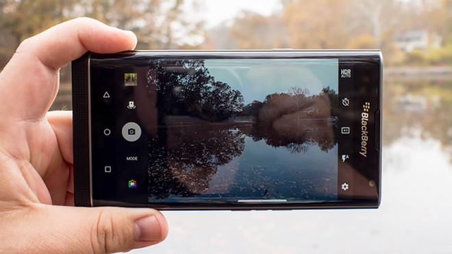 Blackberry's Camera app updated for Priv owners on Google