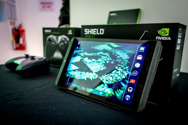 NVIDIA Shield Tablet and Tablet K1 receives latest OTA