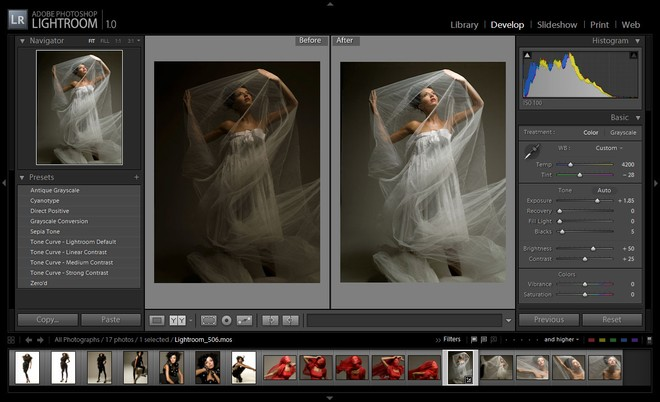 Adobe rolling out an update for Lightroom Android app brings full