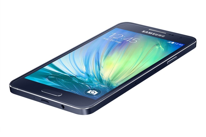 Earlier Today Samsung Came Up With The Update For Galaxy A8 Now All Your A3 Located In