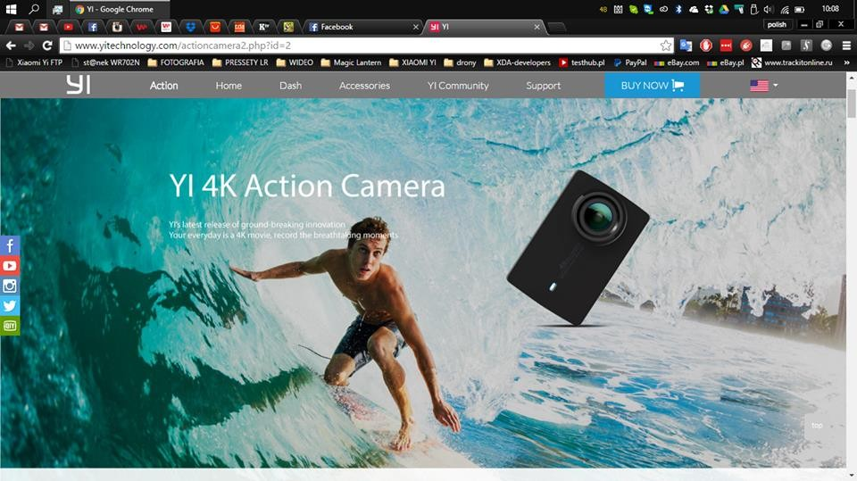 UPD] Xiaomi Yi 2 camera to hit stores soon, specs compared with