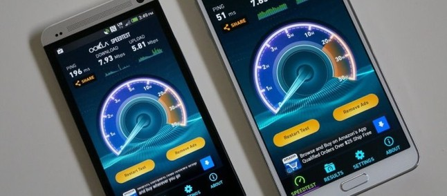 6 Free Android apps to test internet speed | Guide