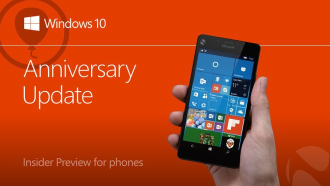 Windows 10 Mobile Insider Preview build 14342 1004 released