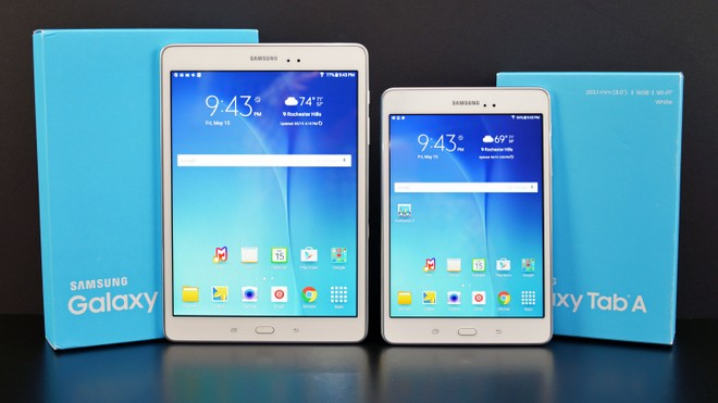Samsung Galaxy Tab A 8 0 gets Android Marshmallow - Mobilescout com