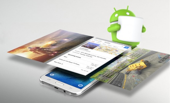 UPD Samsung Galaxy J7 And A32016 Receive Marshmallow Update