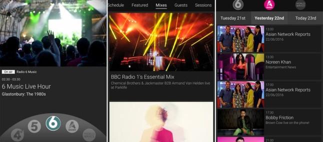 BBC starts global rollout of iPlayer Radio app - Mobilescout com