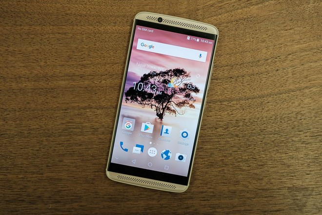 ZTE concludes the production of Axon 7{newsTitoloPageAppend