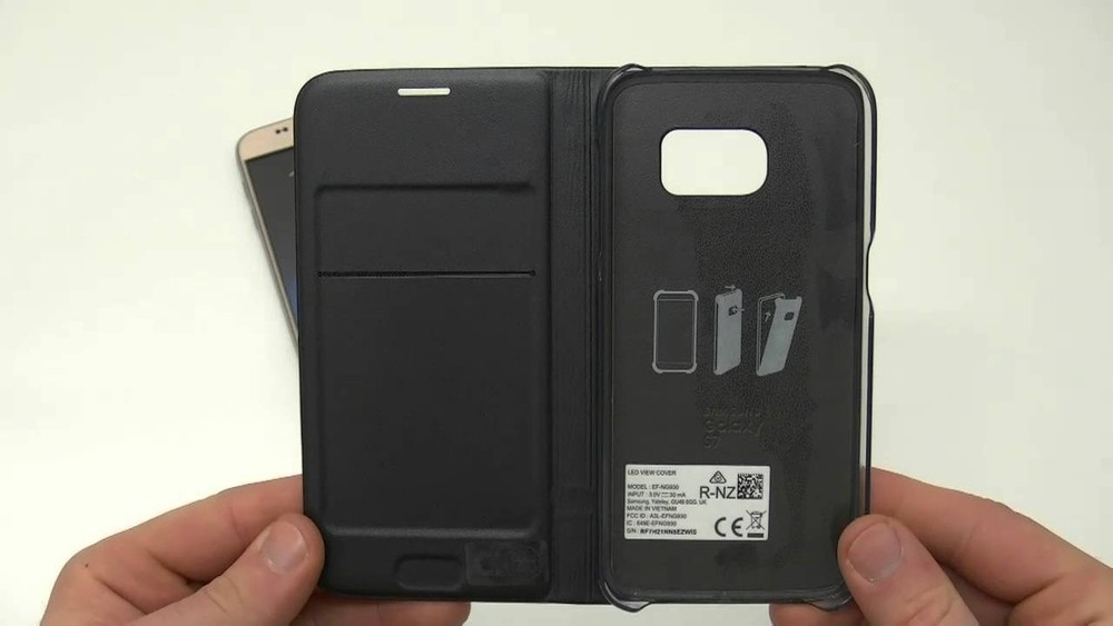 cheaper 8442c b6ff4 Samsung Galaxy Note 7 will get a LED view cover{newsTitoloPageAppend ...