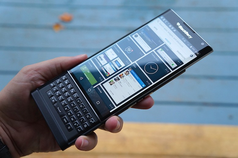 Deal: Get BlackBerry Priv (STV100-2) 32GB for only $225 via