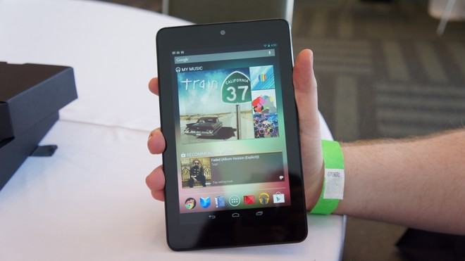 Android Nougat custom ROM is now available for Nexus 7 (2013