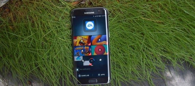 Now grab the Samsung Gamebox Launcher at Play Store