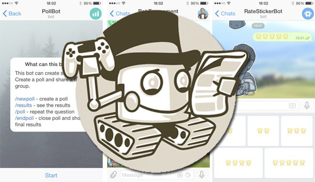 10 most entertaining chatbots for iOS{newsTitoloPageAppend