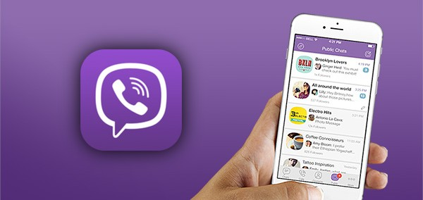 Viber update lets businesses create public accounts for interacting