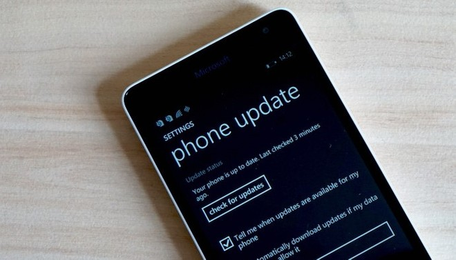 Windows 10 Insider Preview Build 15031 for Mobile Insiders in Fast