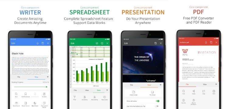 5 best Microsoft Office alternatives for Android