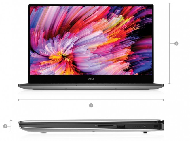 Dell XPS 15 9560 with i7 Kaby Lake processor leaked ahead of