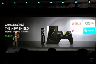 NVIDIA's second-gen Shield TV (2017) is finally available for