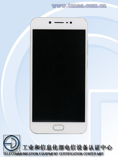 Vivo Y67A passes TENAA certification with 4GB RAM and 8MP cameras ...