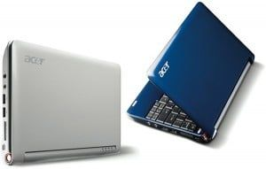 Acer Aspire One mini-laptop - Specs,Price in India