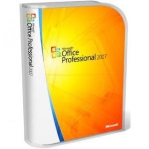 Microsoft office 2007 price