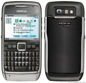 Nokia E71 price , review in India{newsTitoloPageAppend