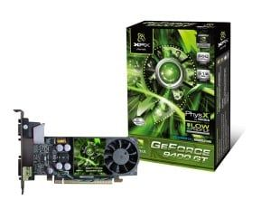 XFX Nvidia GeForce 9400 GT - low price graphics card in India
