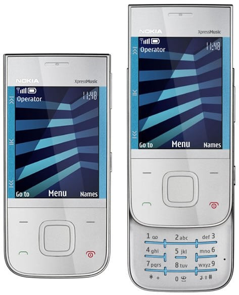 Nokia 5330 Xpressmusic Phone Pricefeatures Mobilescoutcom