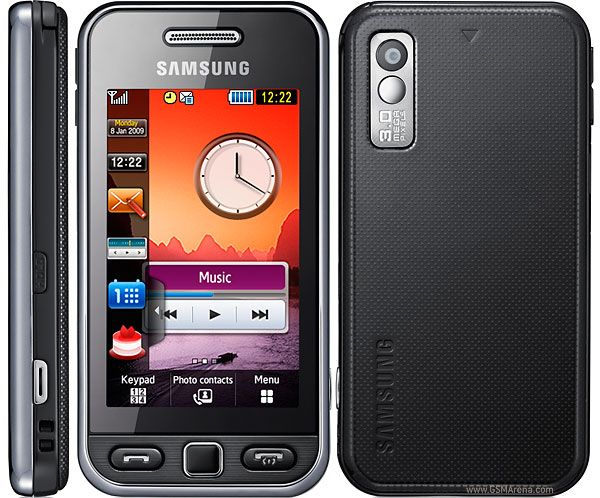 application mobile samsung gt-s5233w