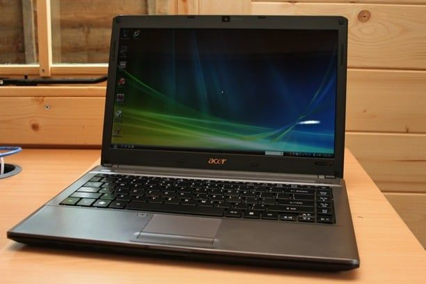 Acer Aspire 5810T - Price,Specifications of the new Laptop