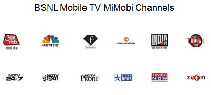 BSNL Mobile TV - MiMobi - Channels,Settings,tarrif