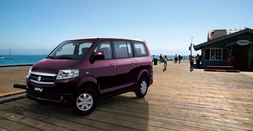 Maruti Suzuki APV - All Purpose Vehicle - Van
