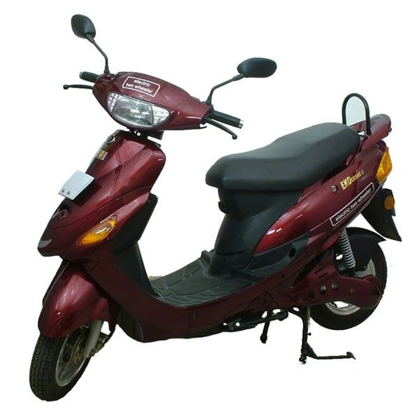 Eko ET-120 - Electric-Petrol Hybrid Scooter