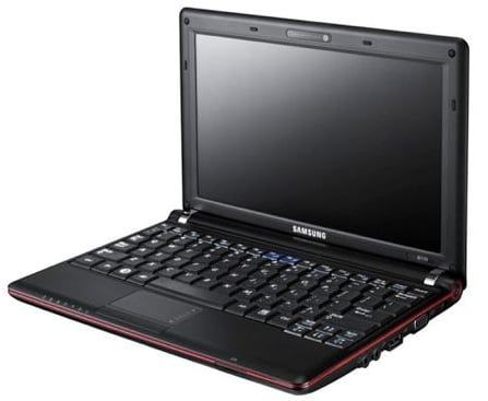Samsung N120 - 10.1-inch display Netbook with Extra-long battery backup