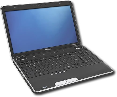 Toshiba Satellite A505 - 16-inch entertainment-packed portable
