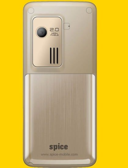 spice m940 gold elegant mobile phone with 2 4 inch touchscreen rh mobilescout com