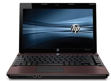 HP ProBook 4320s - 13.3-inch Business series laptop
