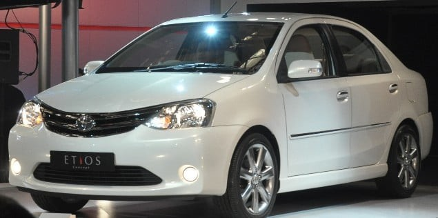 Toyota Etios Price In India Toyota Etios Car India Mobilescout Com