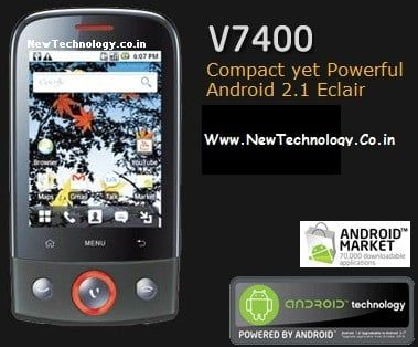 videocon v7400 touchscreen android mobile with 3g wifi rh mobilescout com