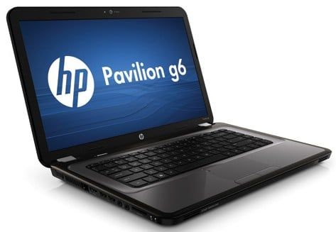 HP Pavilion G6 - New 15.6-inch affordable price laptop powered by Intel