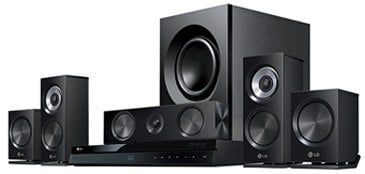 LG Home Theatre Price List India - Theater System