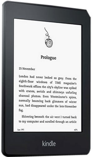 Kindle PaperWhite 3G Price in India - 6 inch Touch E-book