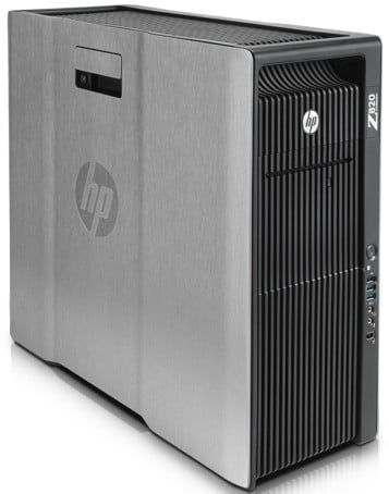 HP Z820 Price - Intel Xeon E5 Series Powered Workstation