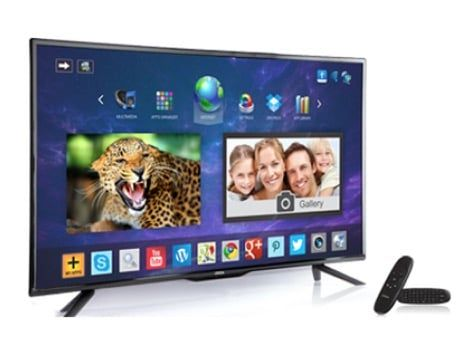 Onida LEO50FSAIN - 48.5-inch Full HD, Live Genius Android Smart TV