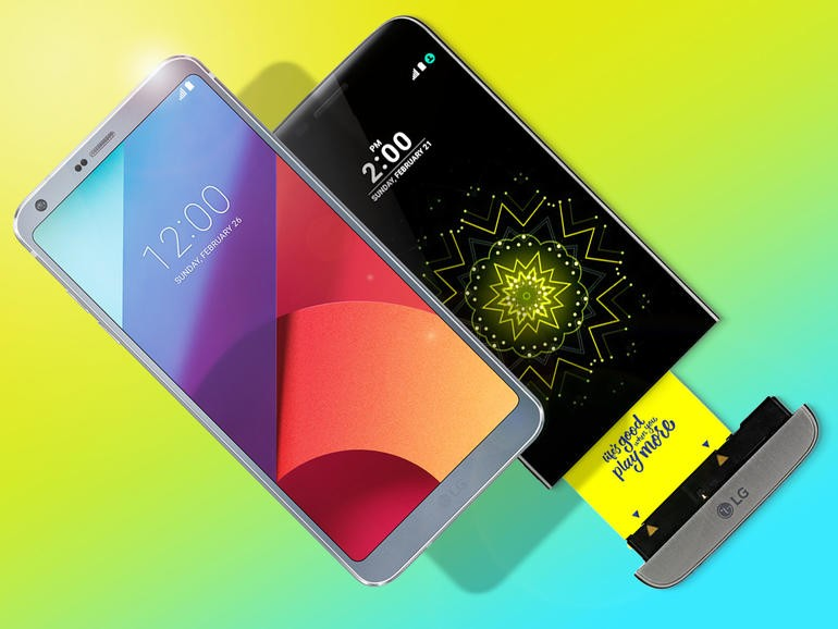 LG G6 vs LG G5: Comparison of two dual-camera flagships