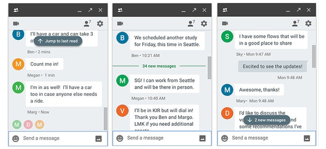 Google Hangouts now offers new unread text indicators for Android