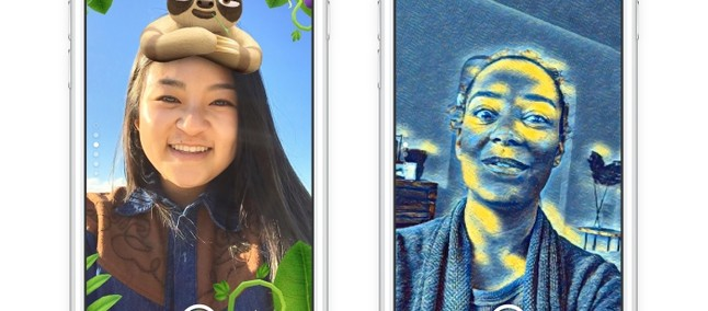 It's time for Facebook app to get camera filters and