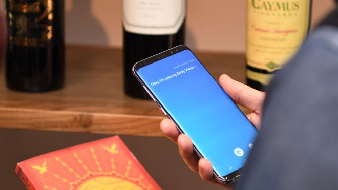 Samsung Bixby Now Allows South Korean Users Transfer Money