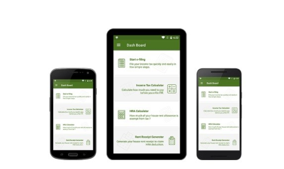 Now file your tax returns via official app, available for Android