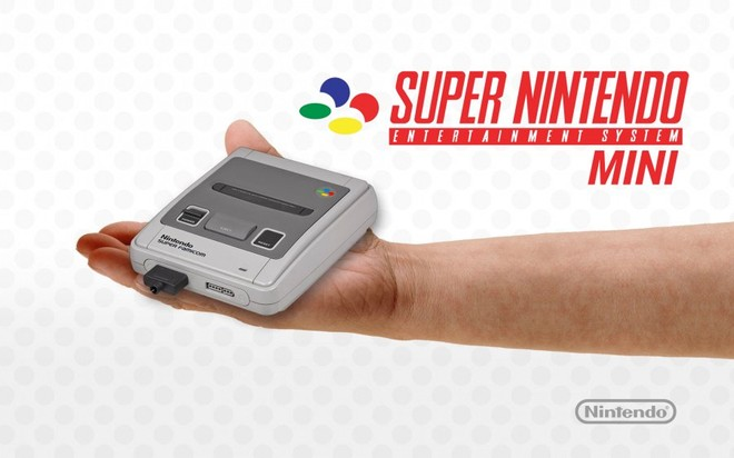 Nintendo To Launch Mini Snes Classic In September For 80
