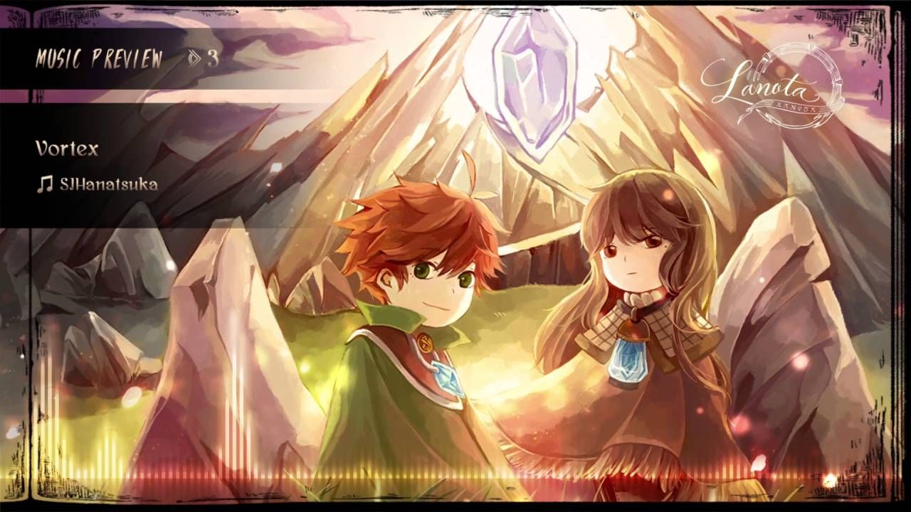Lanota game goes free in celebration of its first anniversary
